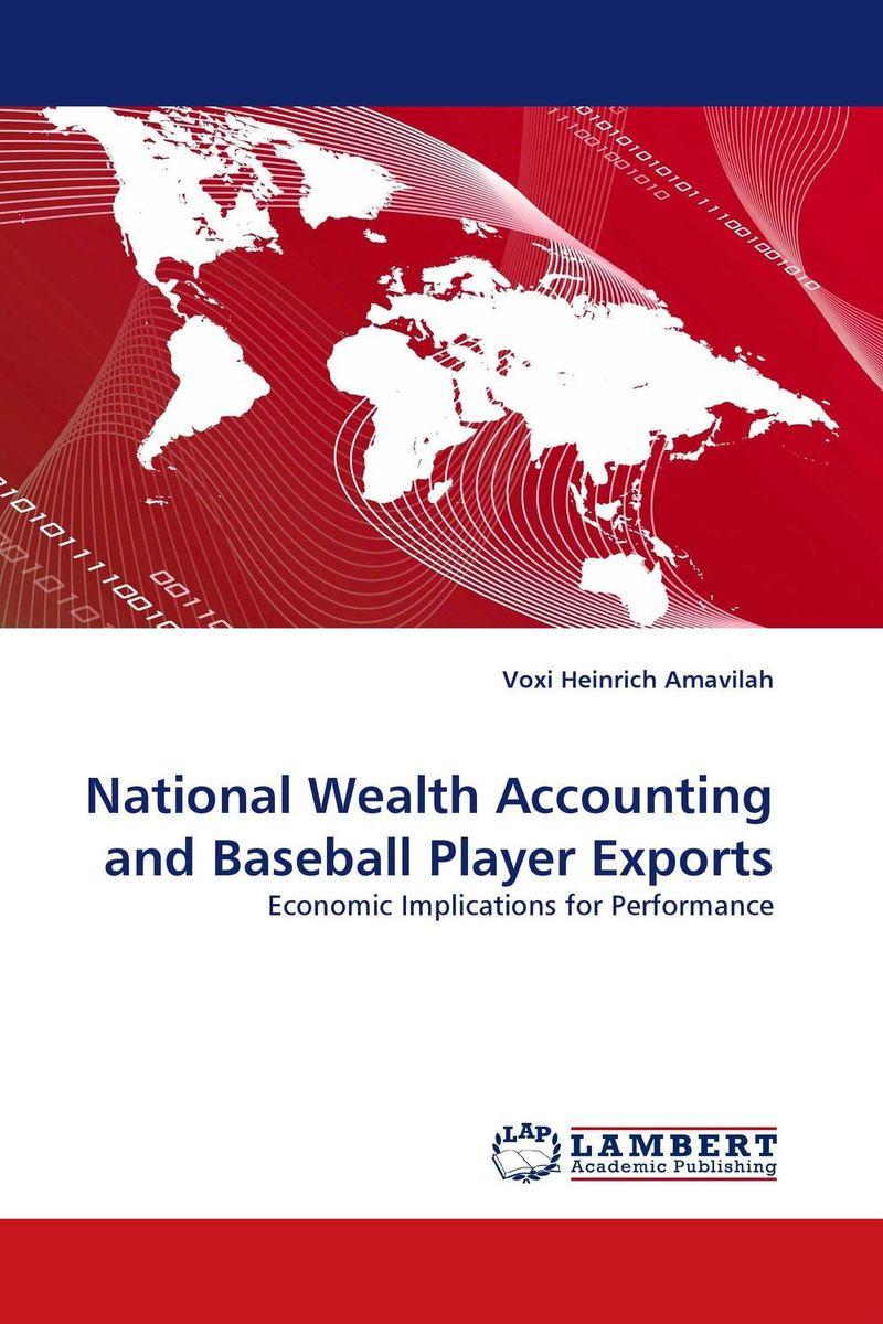National Wealth Accounting and Baseball Player Exports