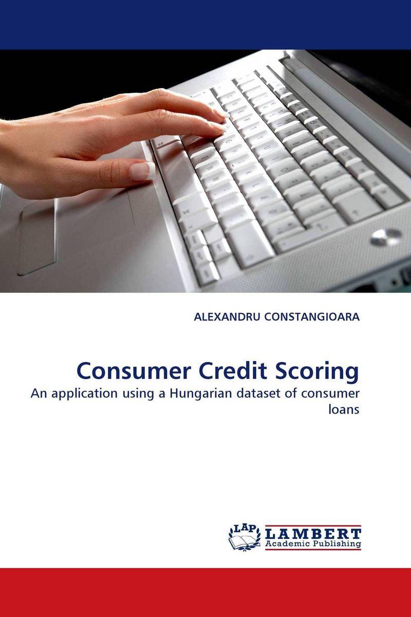 Consumer Credit Scoring