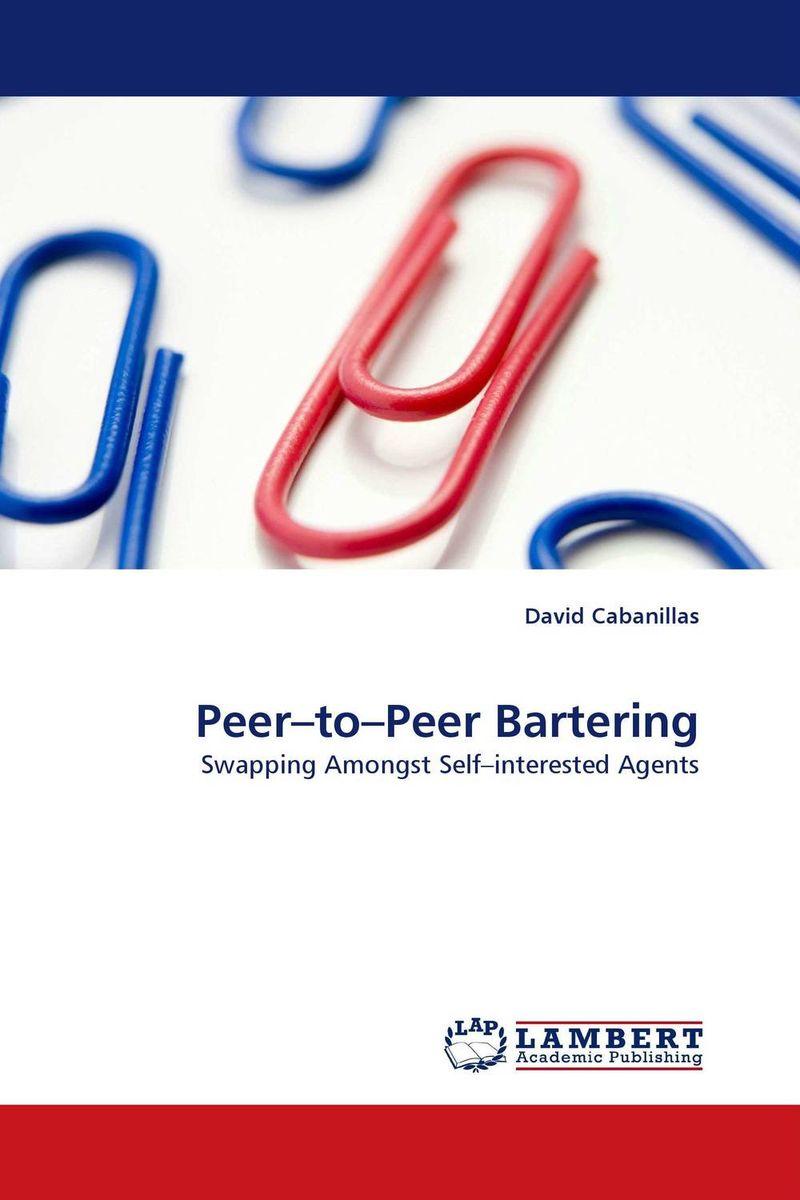 Peer–to–Peer Bartering