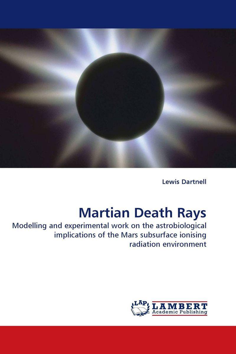 Martian Death Rays