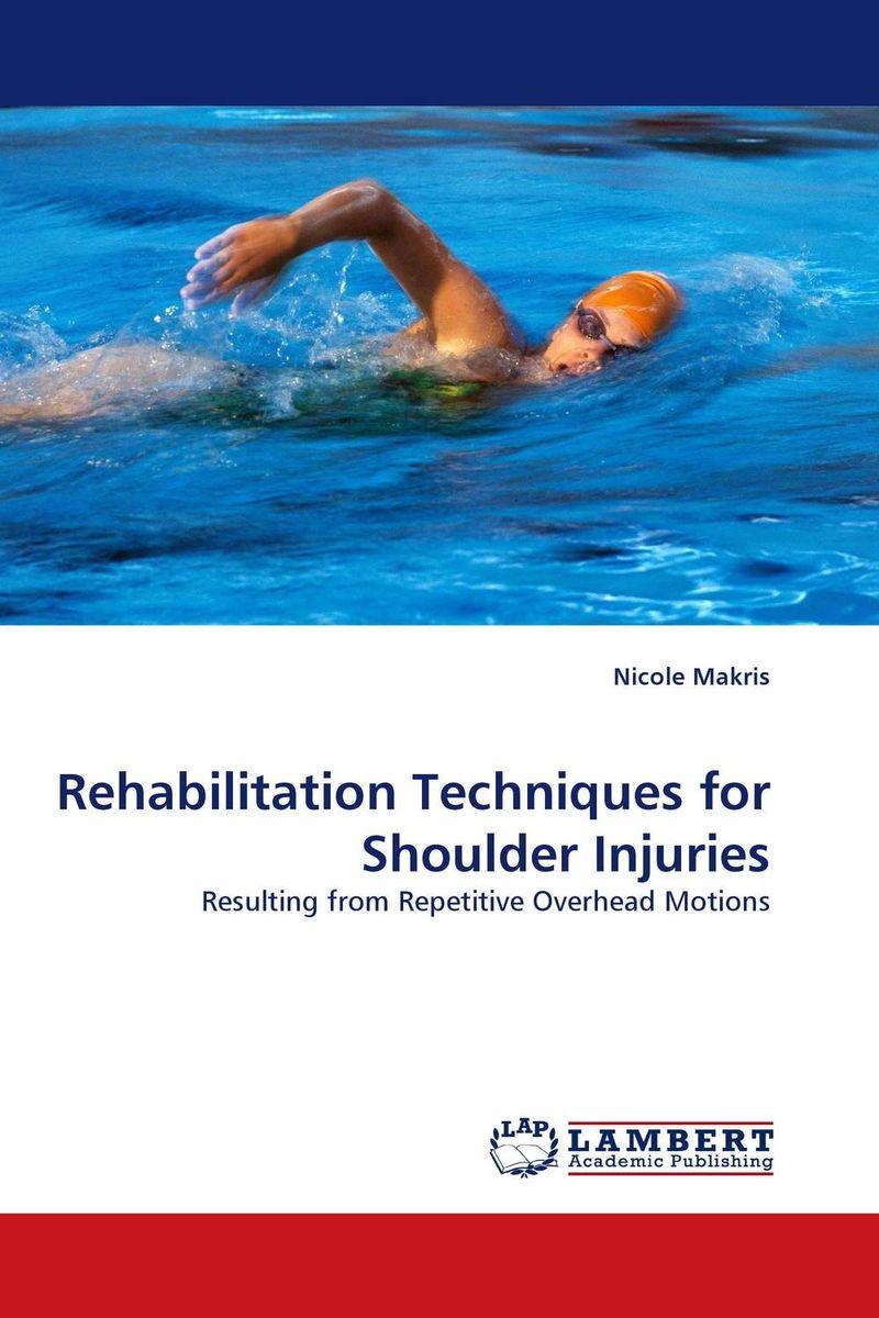 Rehabilitation Techniques for Shoulder Injuries