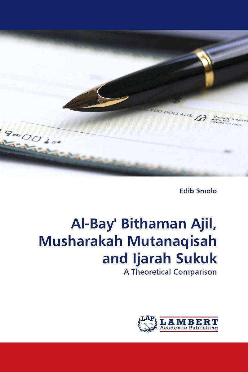 Al-Bay'' Bithaman Ajil, Musharakah Mutanaqisah and Ijarah Sukuk