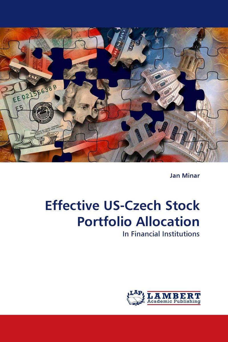 Effective US-Czech Stock Portfolio Allocation