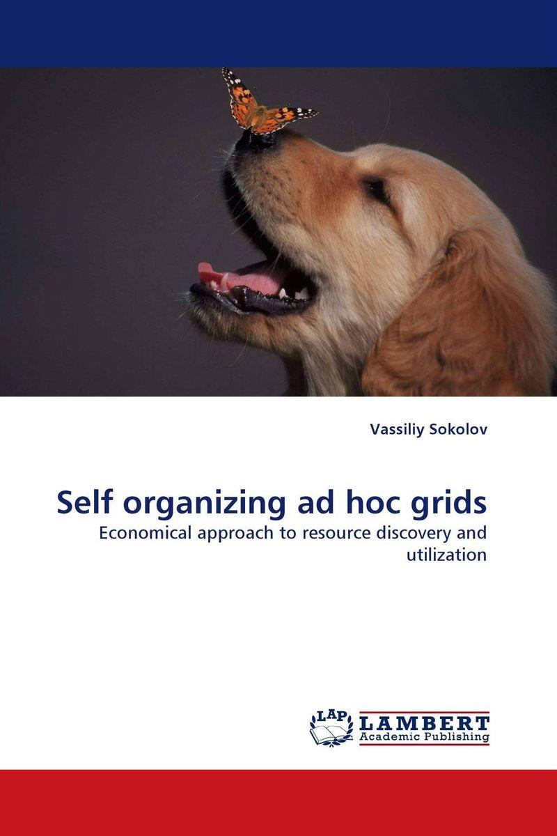 Self organizing ad hoc grids