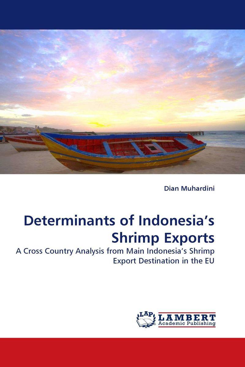 Determinants of Indonesia's Shrimp Exports
