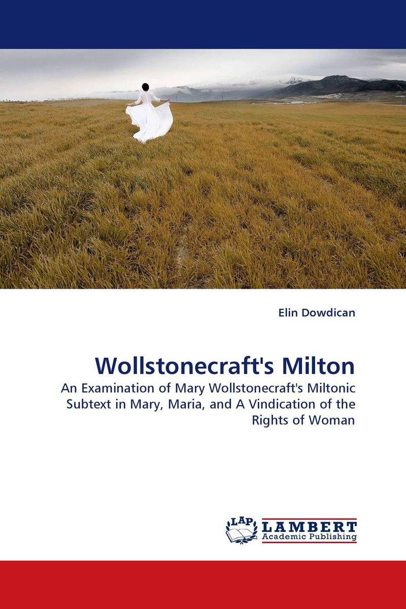 Wollstonecraft''s Milton