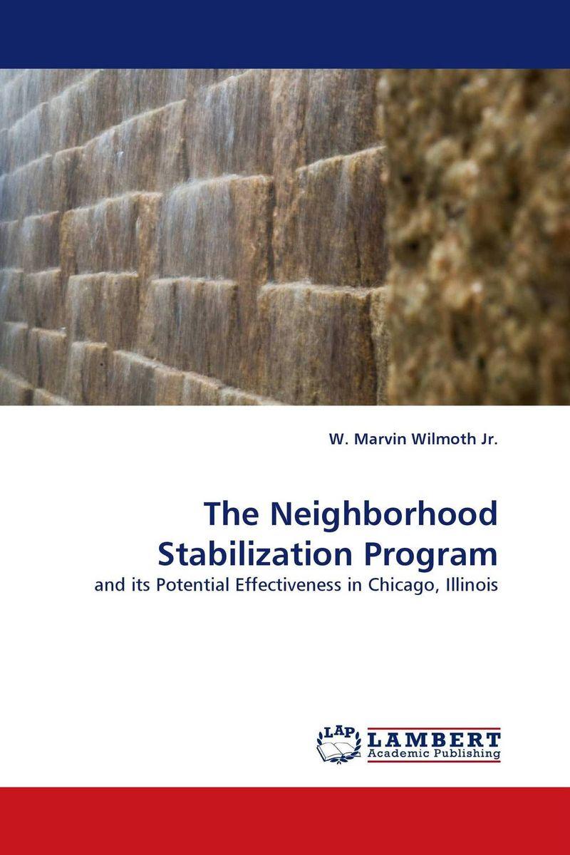 The Neighborhood Stabilization Program