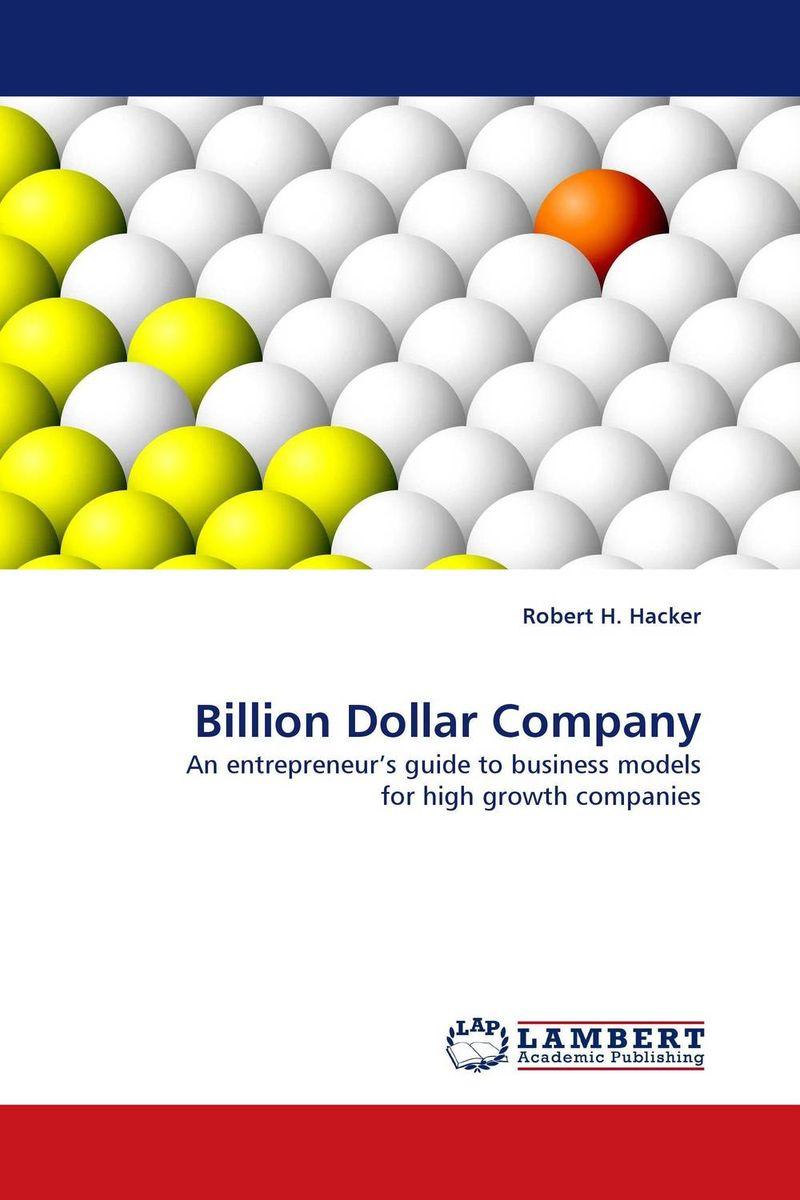 Billion Dollar Company
