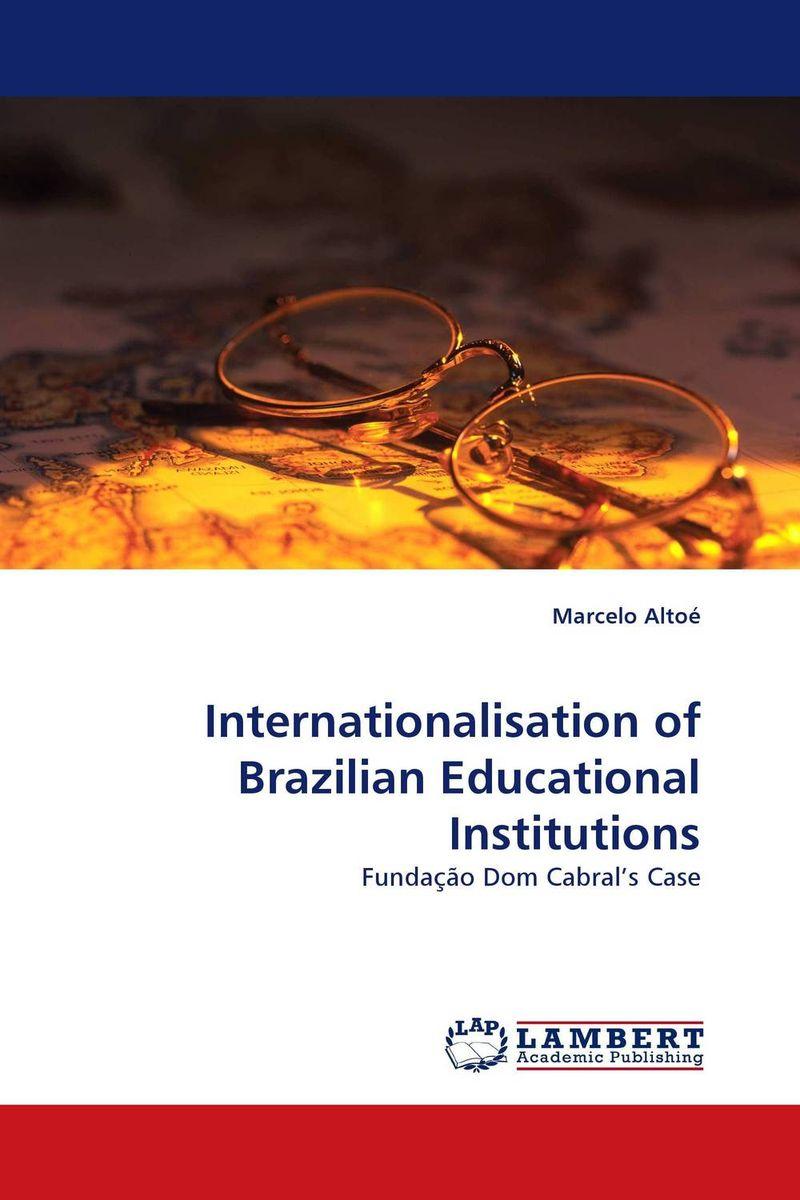Internationalisation of Brazilian Educational Institutions