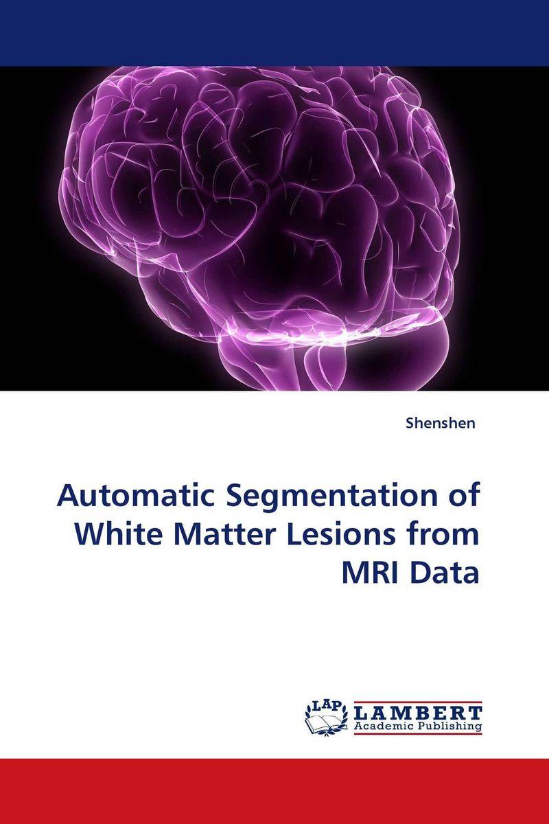 Automatic Segmentation of White Matter Lesions from MRI Data