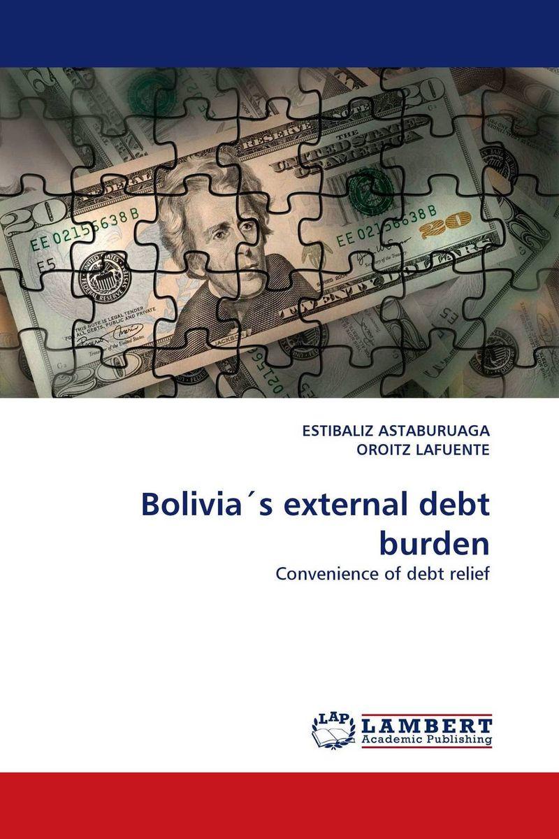Bolivia?s external debt burden