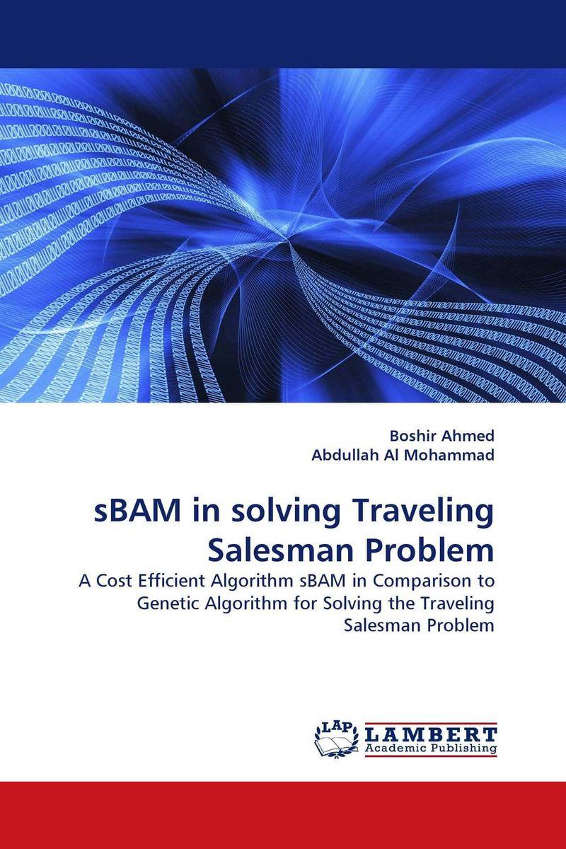 sBAM in solving Traveling Salesman Problem
