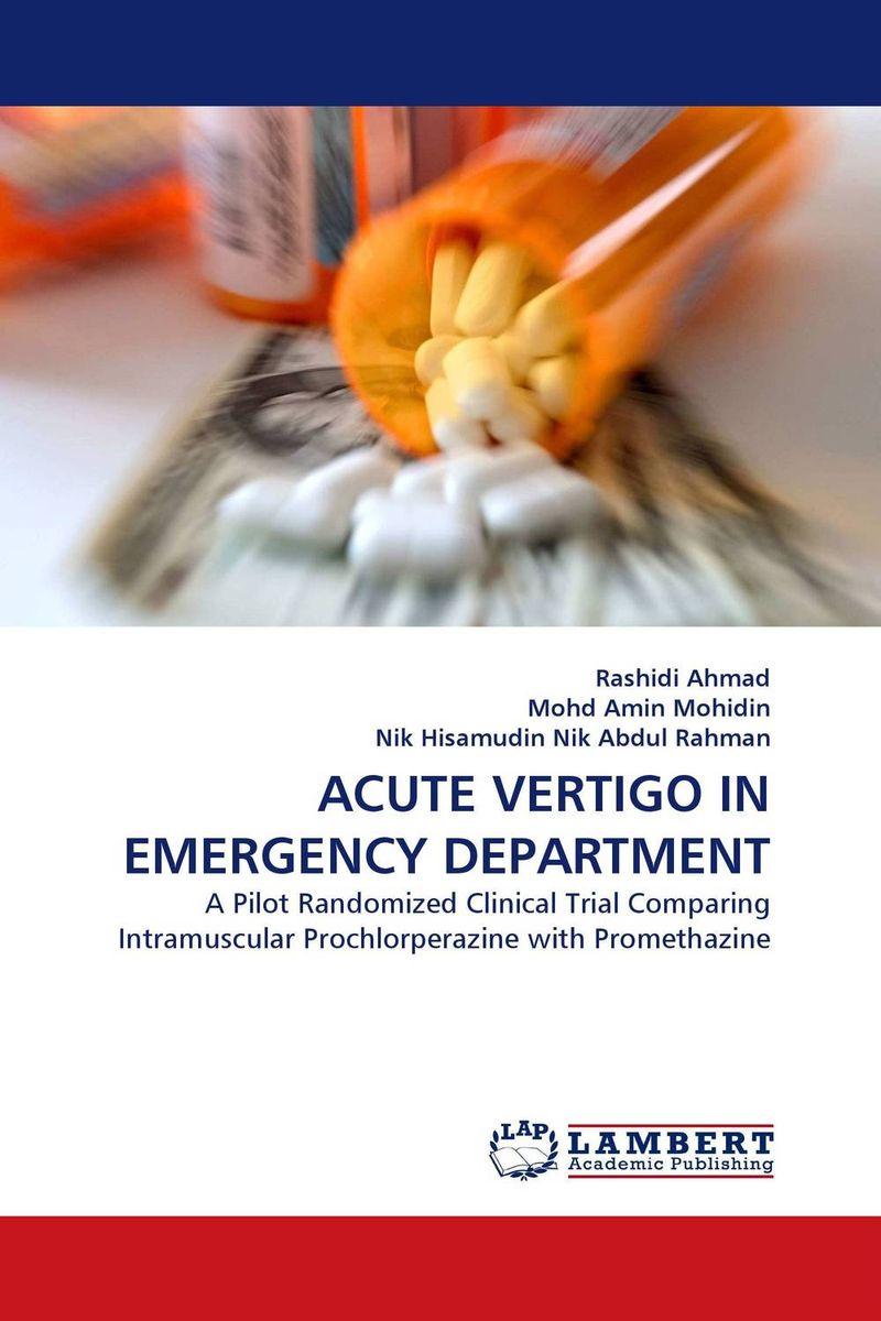 ACUTE VERTIGO IN EMERGENCY DEPARTMENT