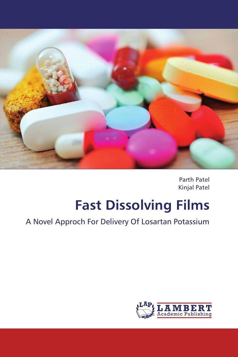 Fast Dissolving Films