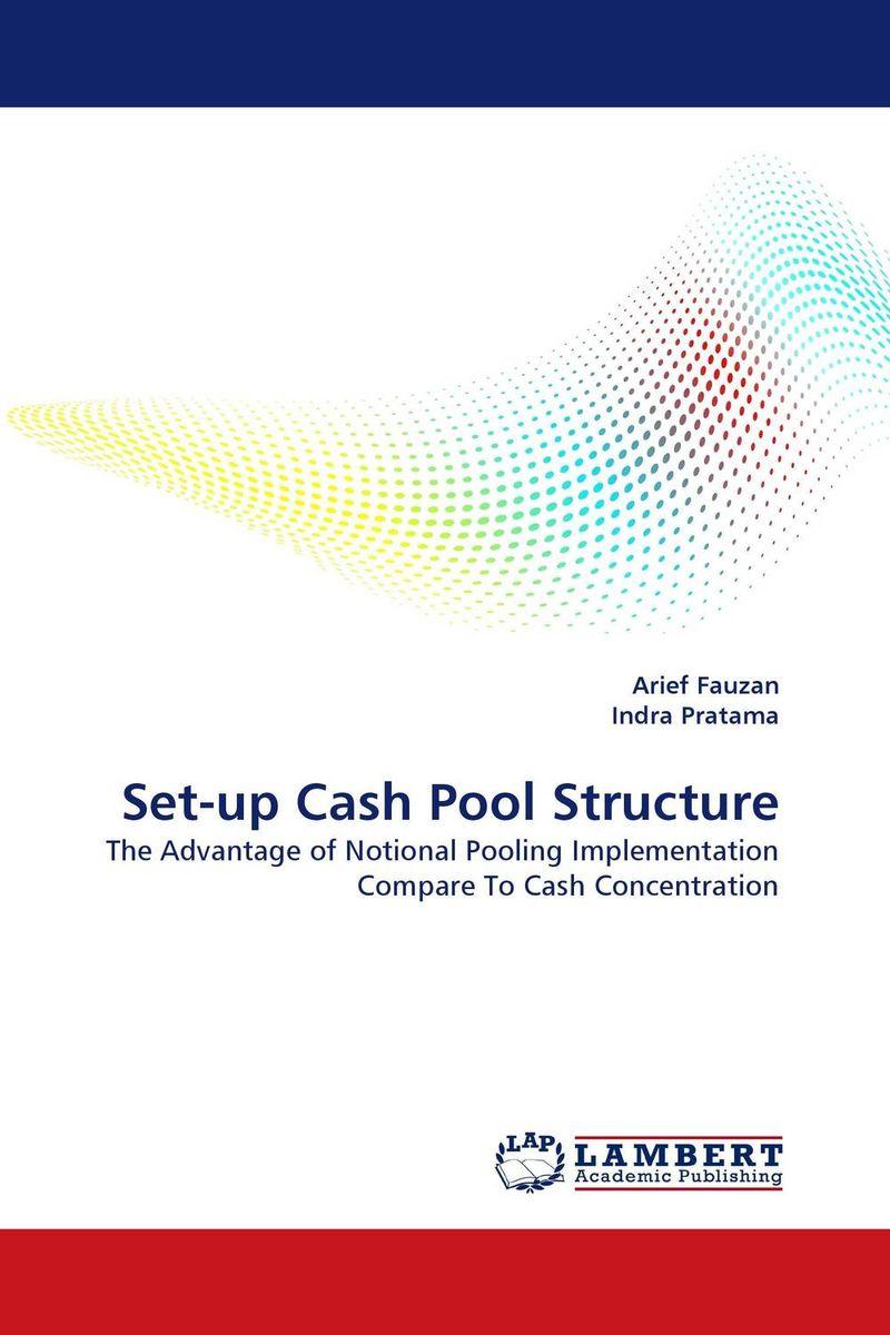Set-up Cash Pool Structure