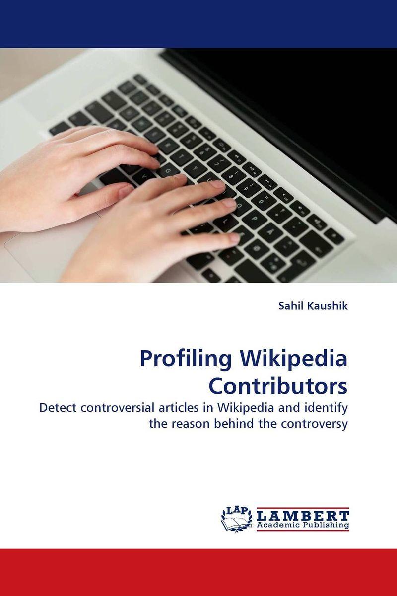 Profiling Wikipedia Contributors