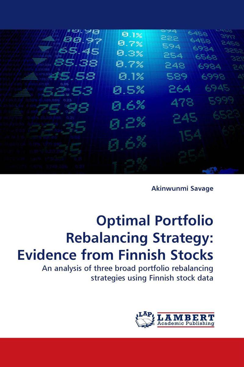 Optimal Portfolio Rebalancing Strategy: Evidence from Finnish Stocks