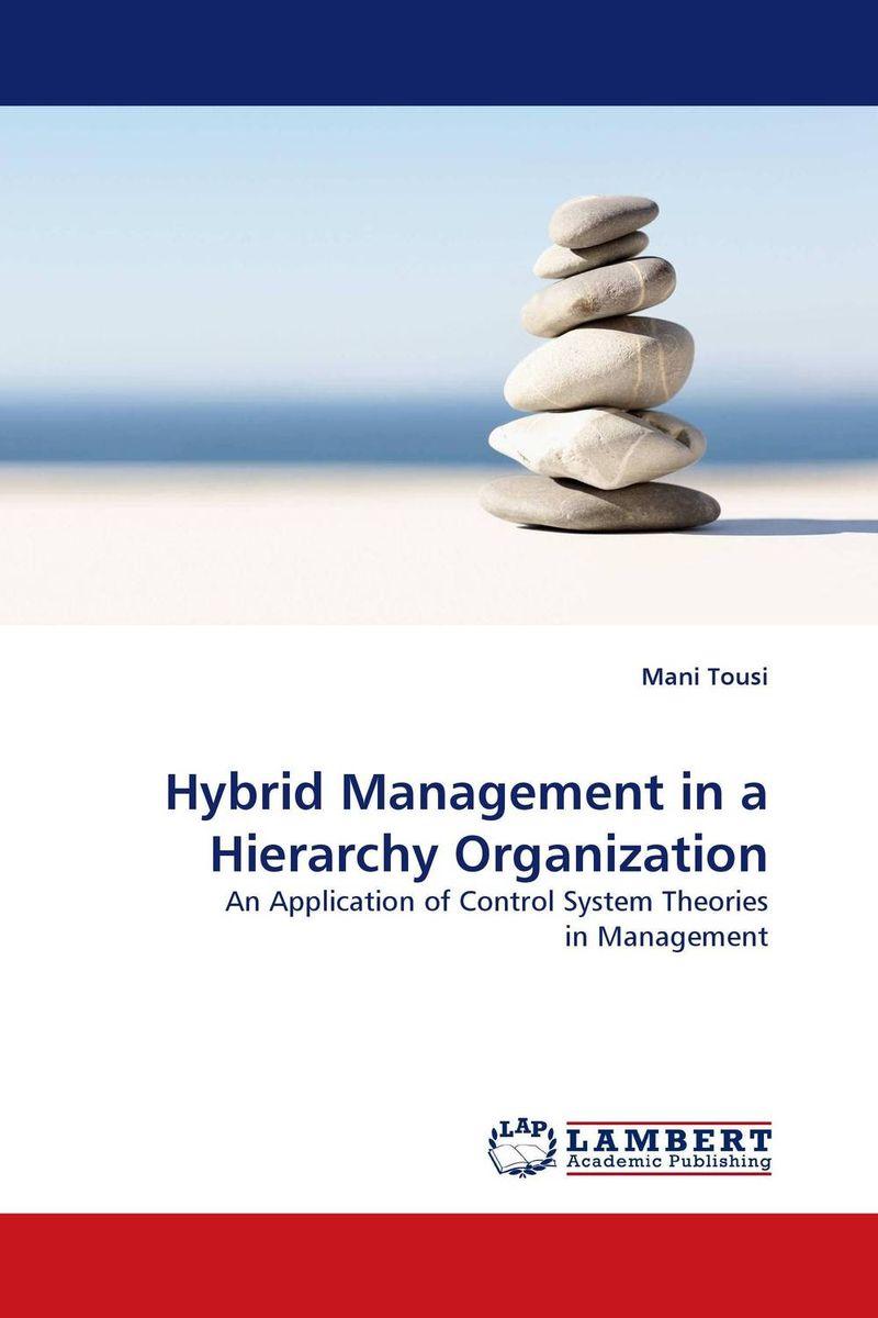 Hybrid Management in a Hierarchy Organization
