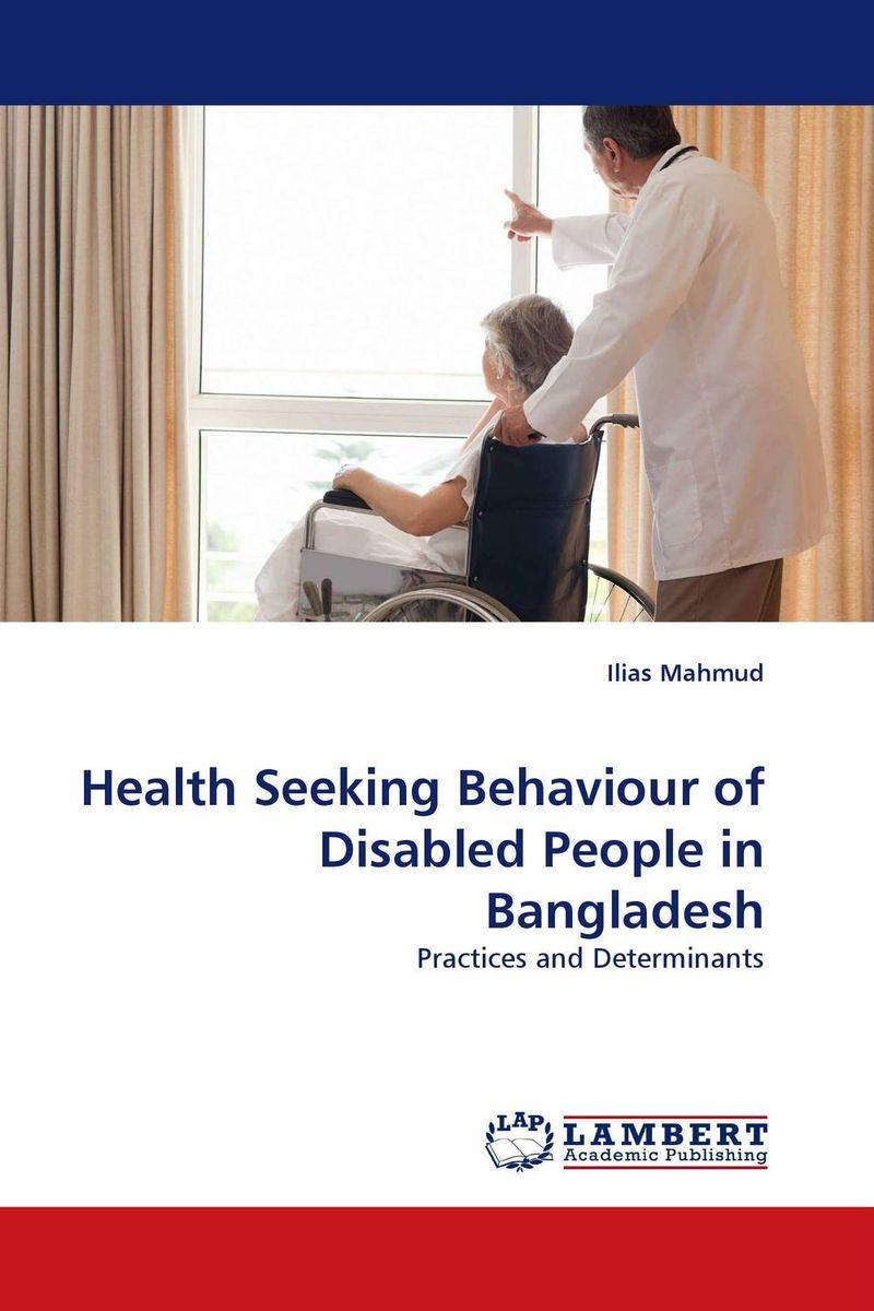 Health Seeking Behaviour of Disabled People in Bangladesh