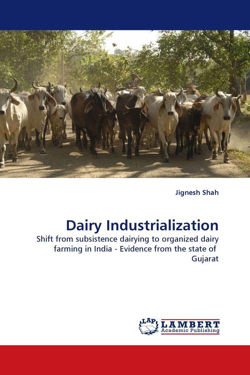 Dairy Industrialization