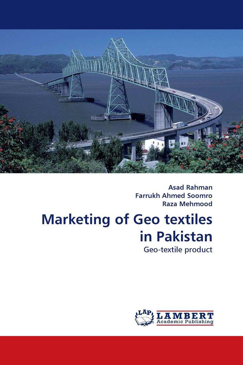 Marketing of Geo textiles in Pakistan