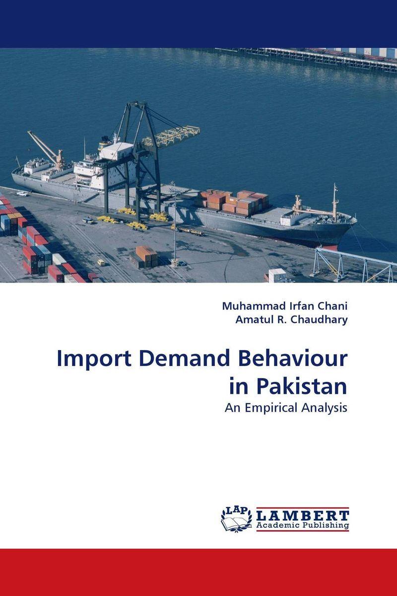 Import Demand Behaviour in Pakistan