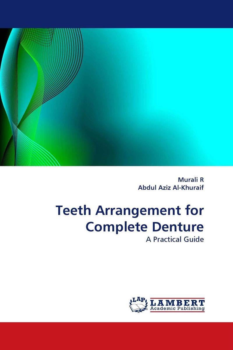 Teeth Arrangement for Complete Denture