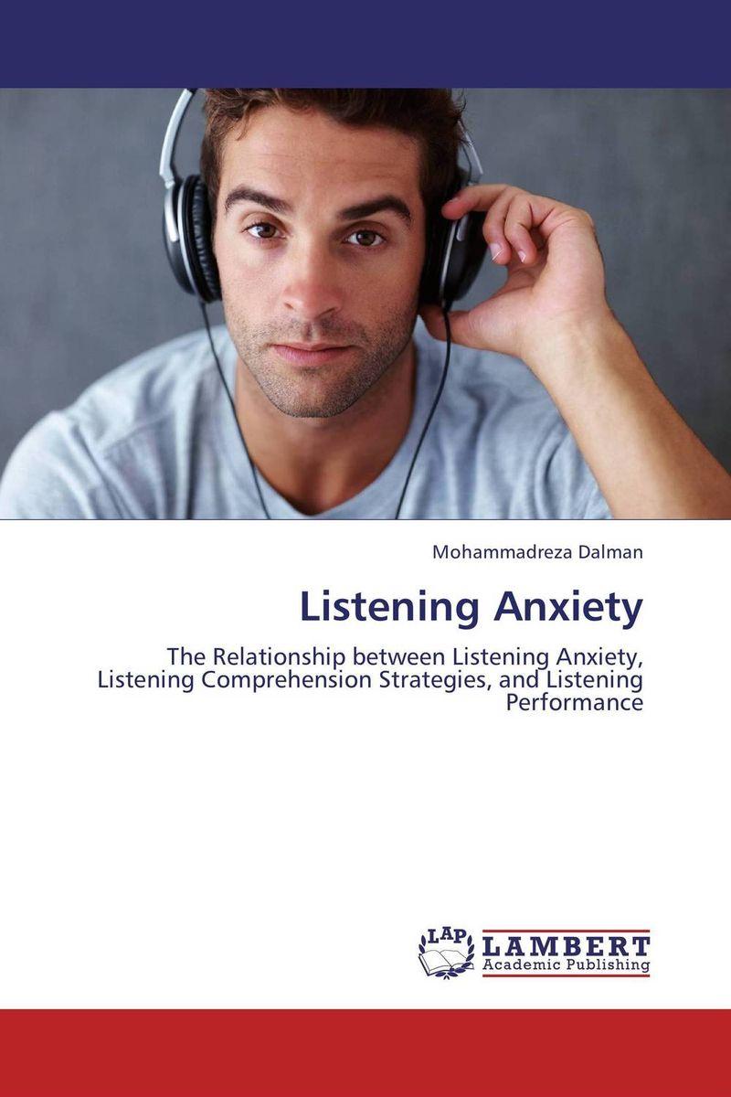 Listening Anxiety