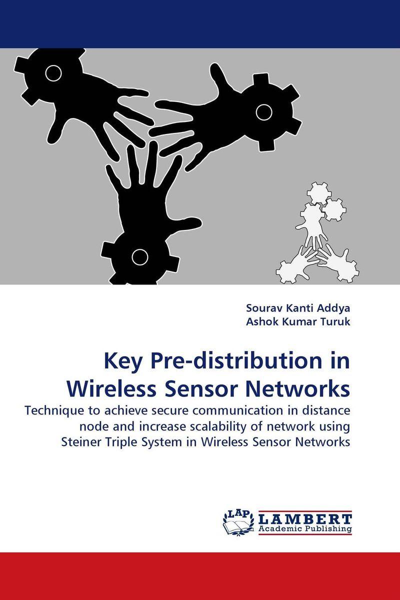 Key Pre-distribution in Wireless Sensor Networks