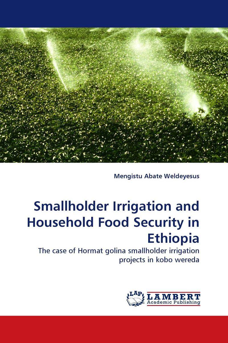 Mengistu Abate Weldeyesus Smallholder Irrigation and Household Food Security in Ethiopia agatha daniel and charles olungah women s indigenous knowledge in household food security
