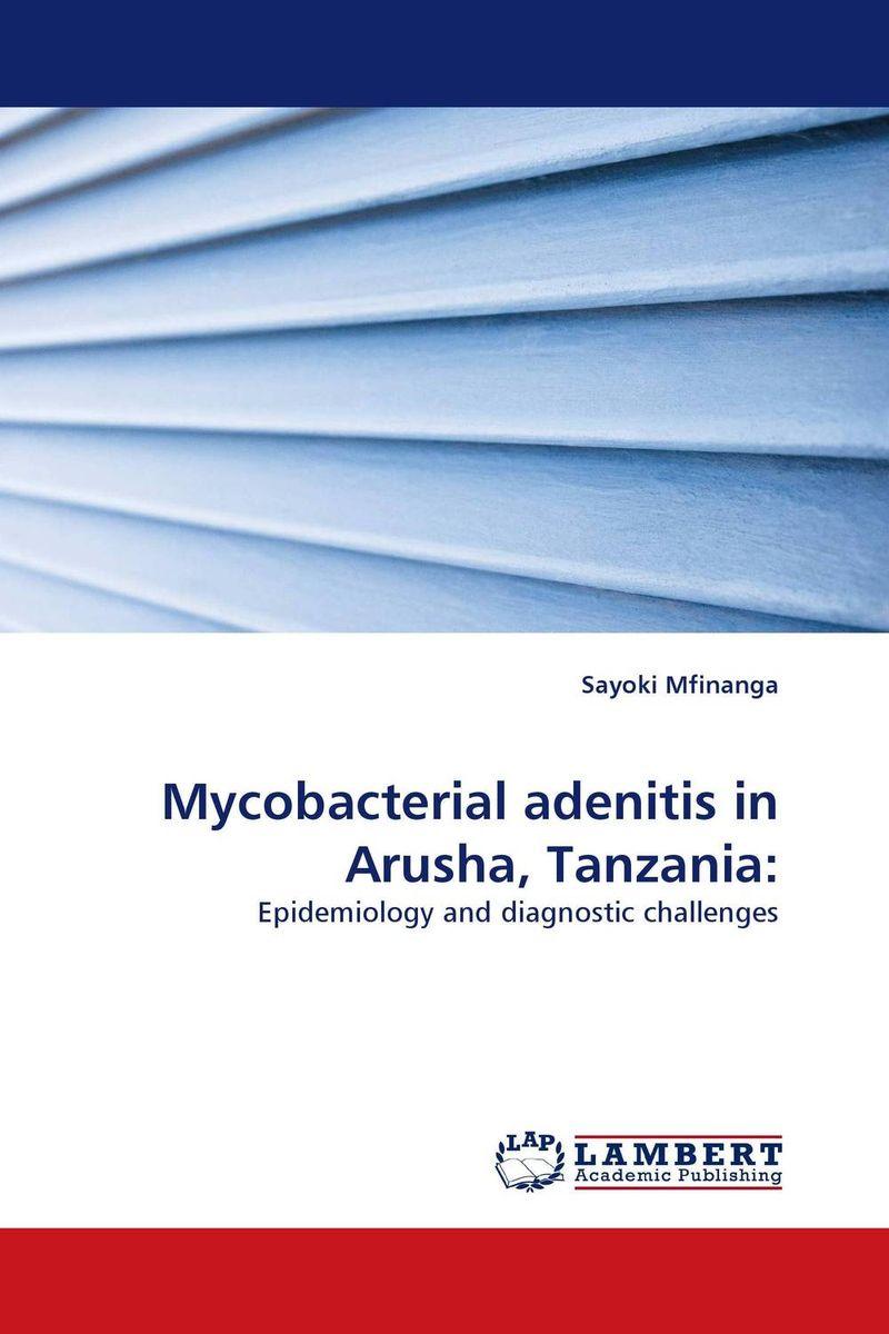 Mycobacterial adenitis in Arusha, Tanzania: