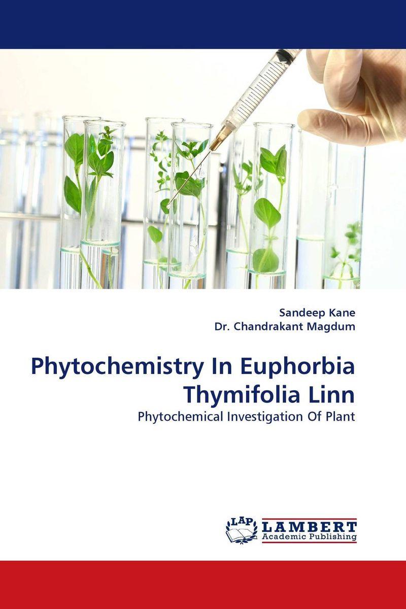 Phytochemistry In Euphorbia Thymifolia Linn