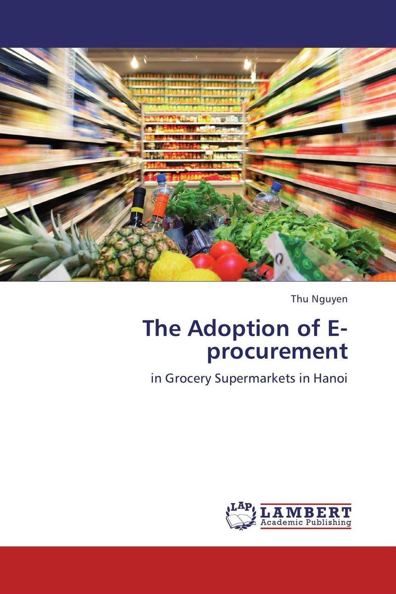 The Adoption of E-procurement