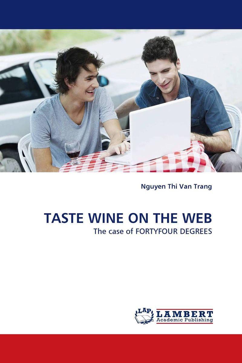 TASTE WINE ON THE WEB