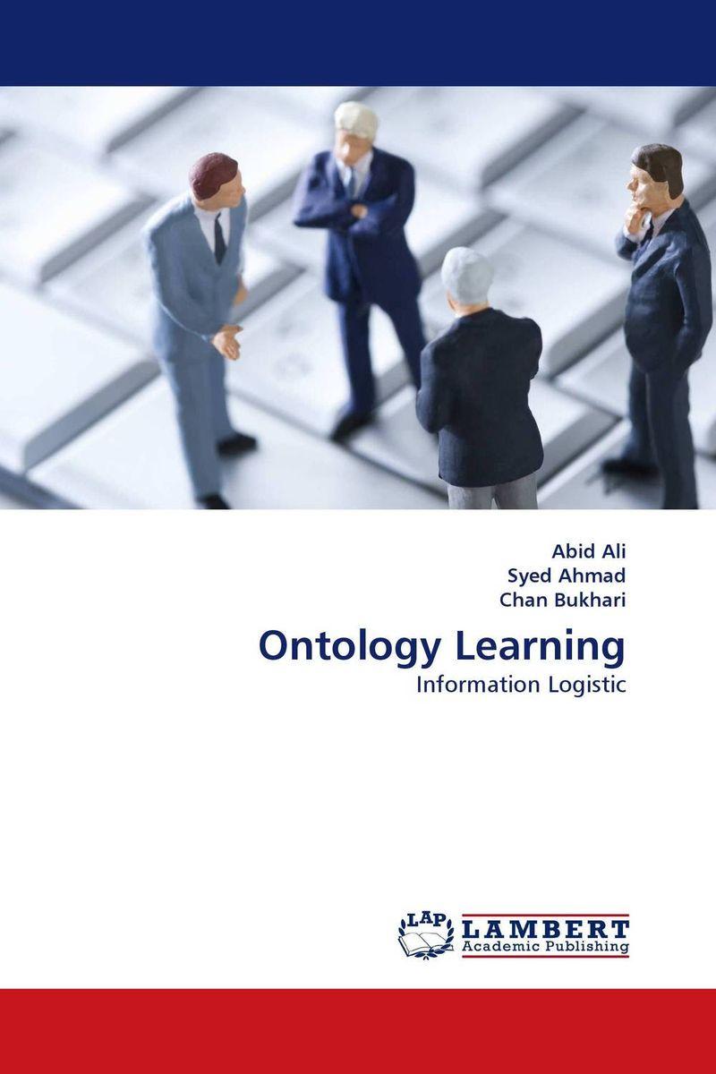 Ontology Learning