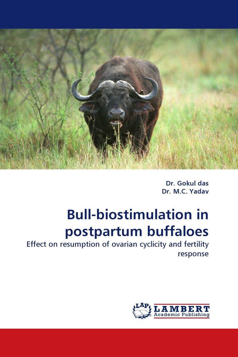 Dr. Gokul das and Dr. M.C. Yadav Bull-biostimulation in postpartum buffaloes dr irrenpreet singh sanghotra dr prem kumar and dr paramjeet kaur dhindsa quality management practices and organisational performance