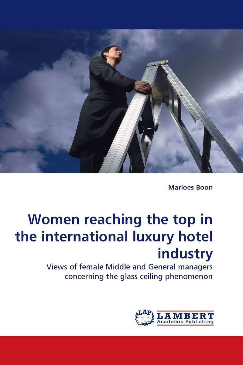 Women reaching the top in the international luxury hotel industry