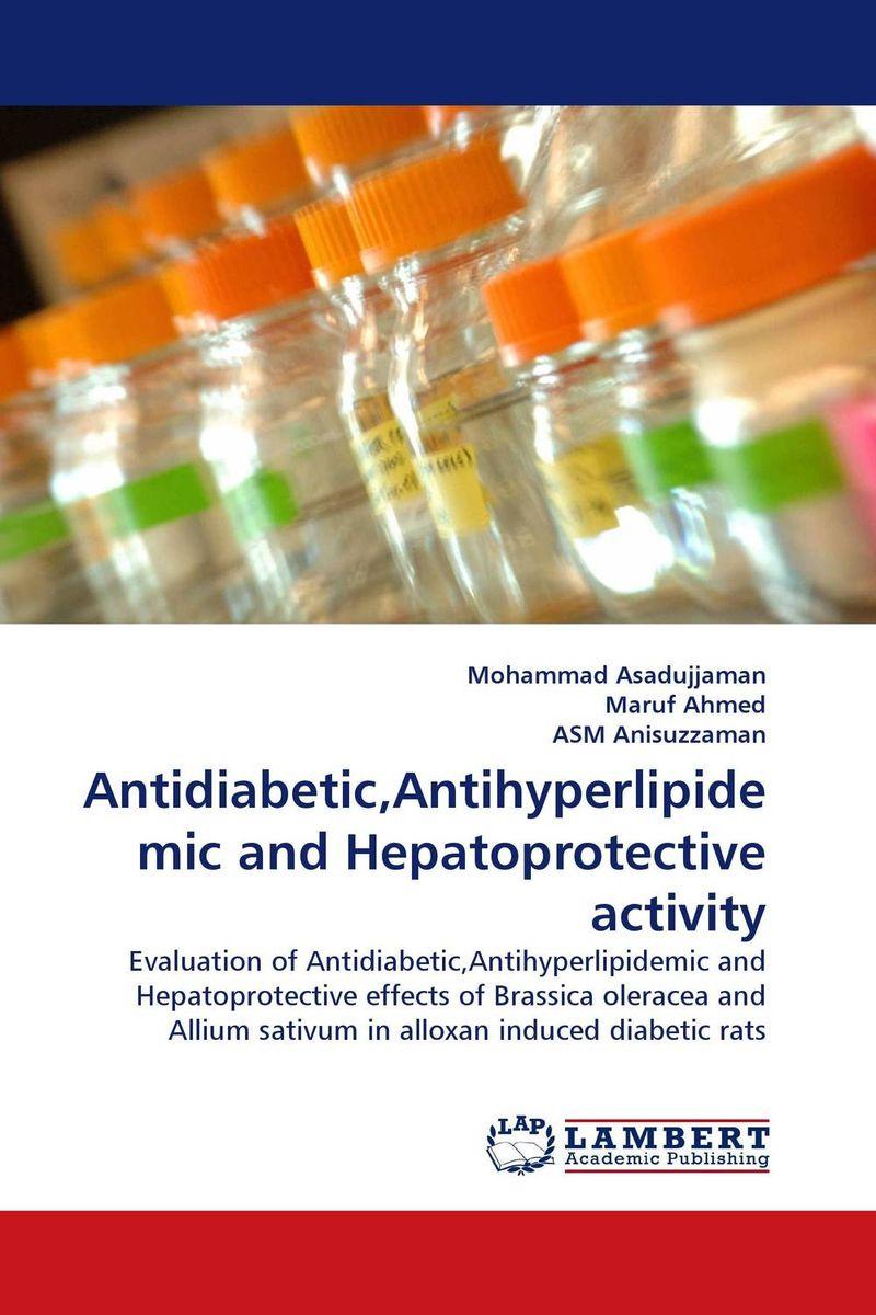 Antidiabetic,Antihyperlipidemic and Hepatoprotective activity