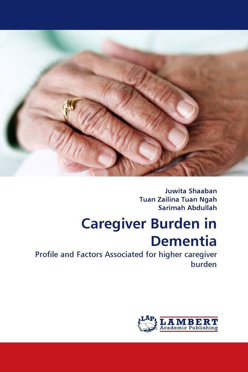 Caregiver Burden in Dementia