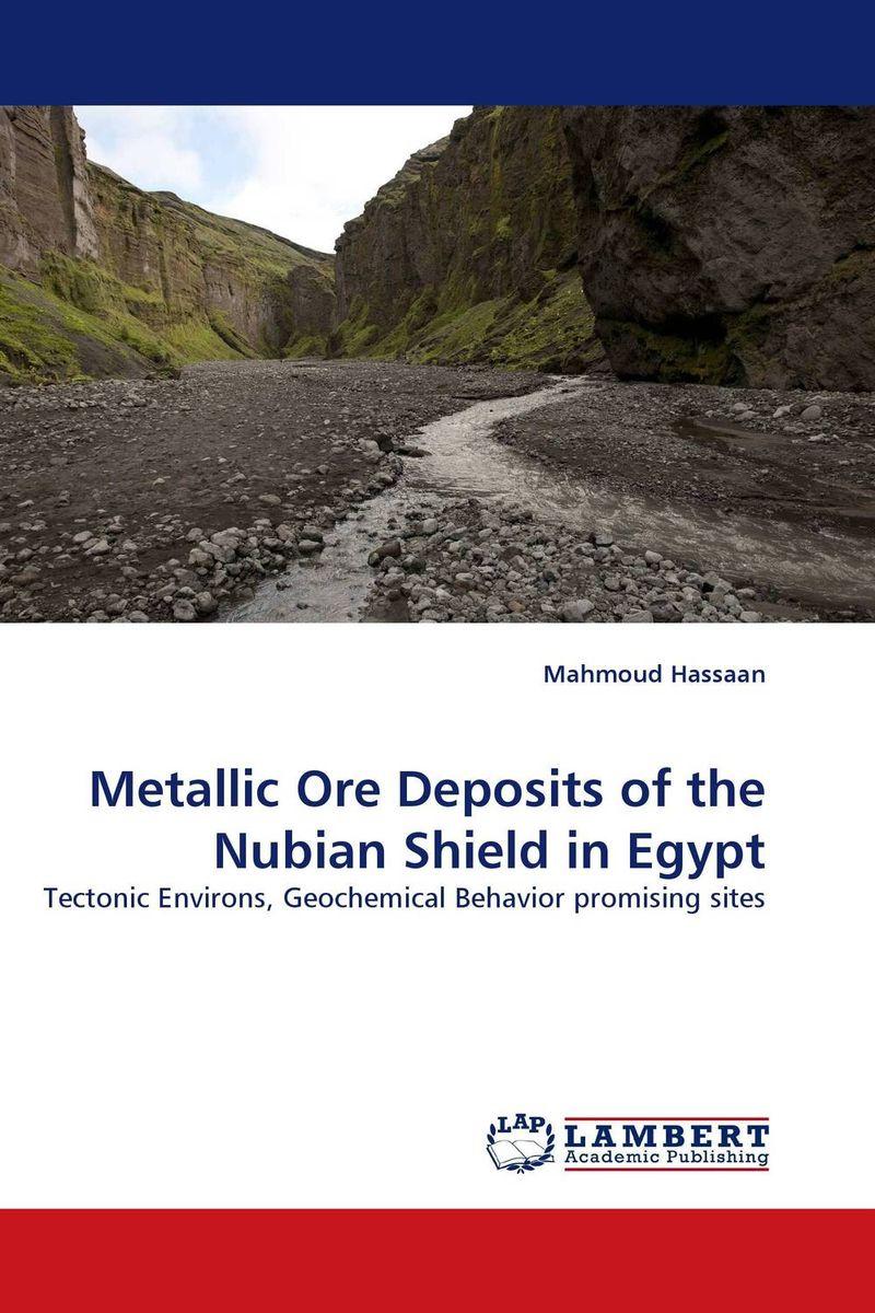 Metallic Ore Deposits of the Nubian Shield in Egypt