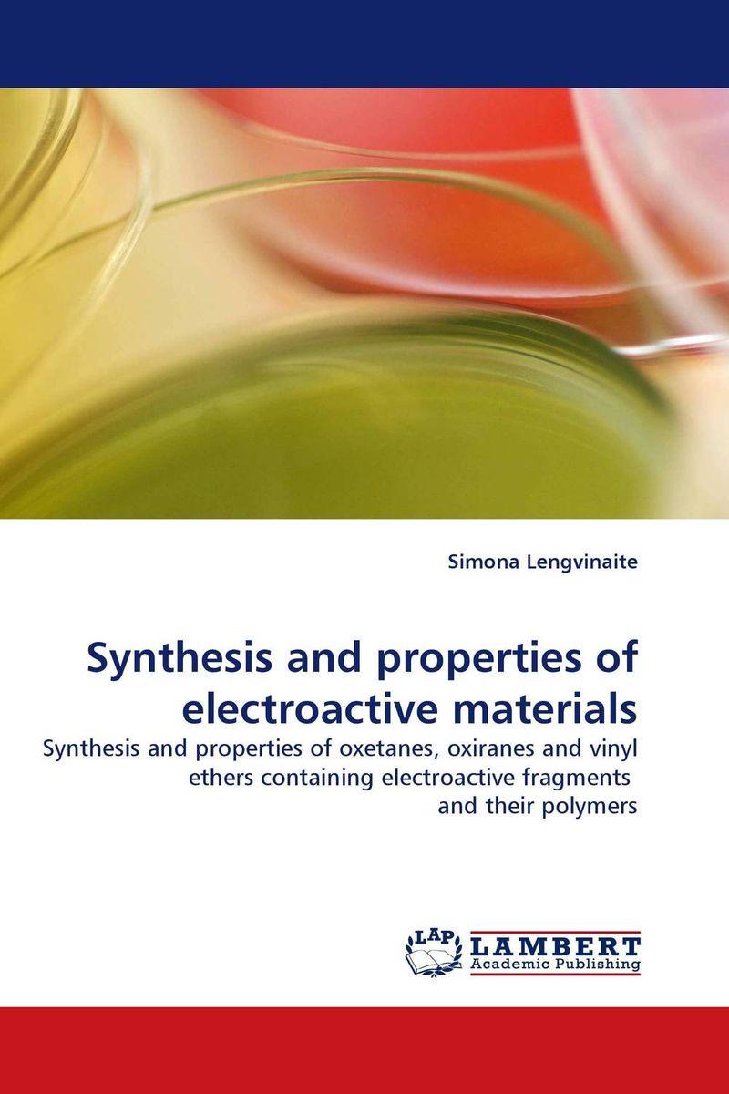 Simona Lengvinaite Synthesis and properties of electroactive materials krishen kumar bamzai and vishal singh perovskite ceramics preparation characterization and properties