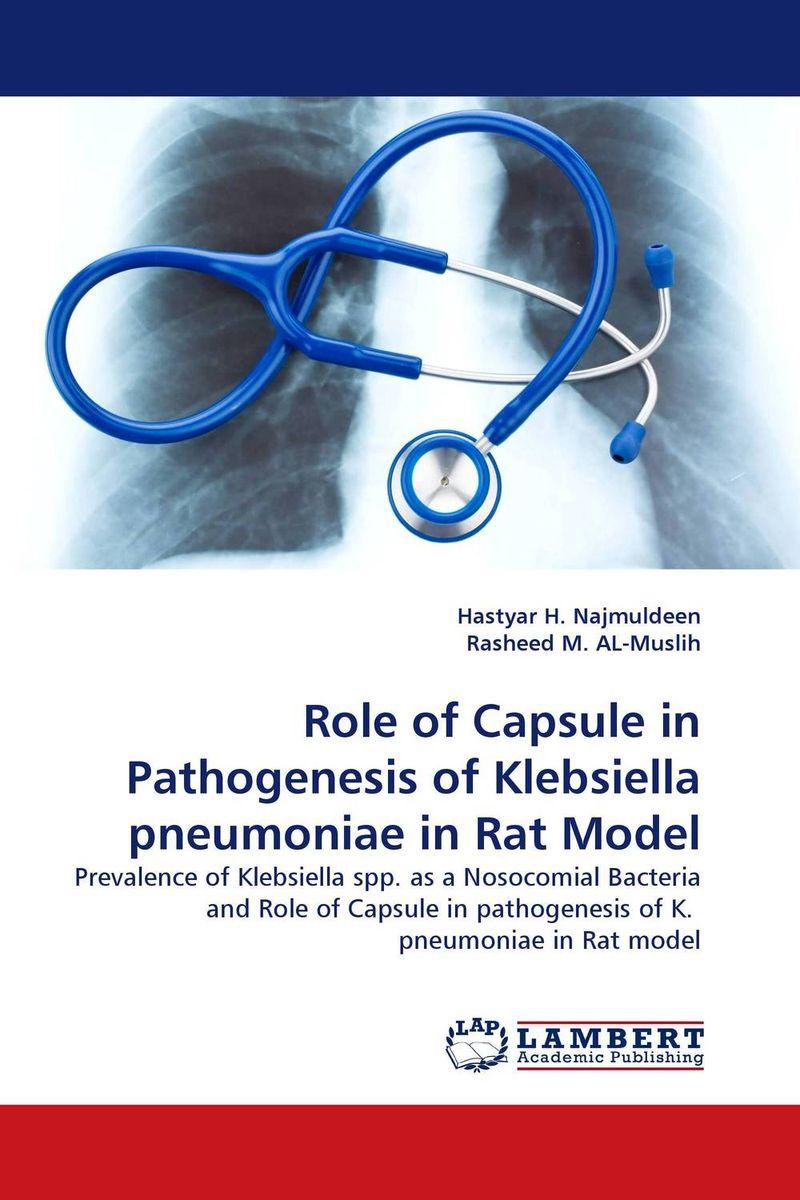 Role of Capsule in Pathogenesis of Klebsiella pneumoniae in Rat Model