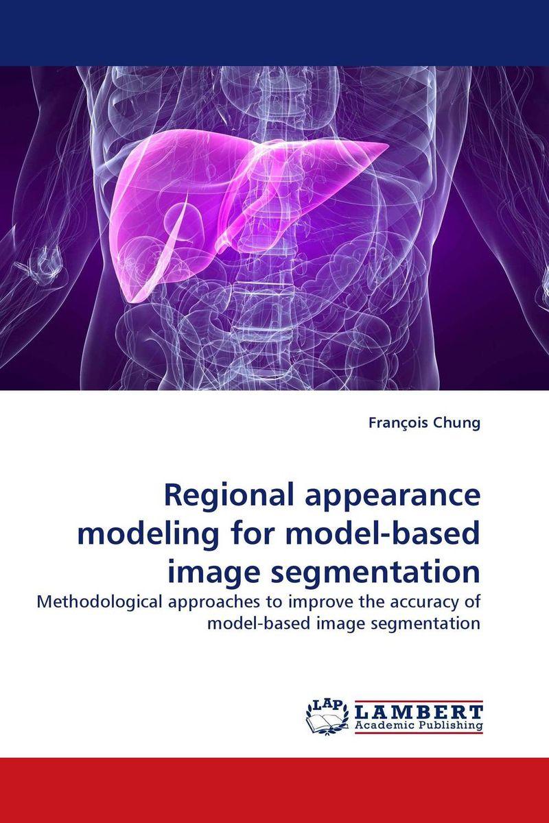 Regional appearance modeling for model-based image segmentation