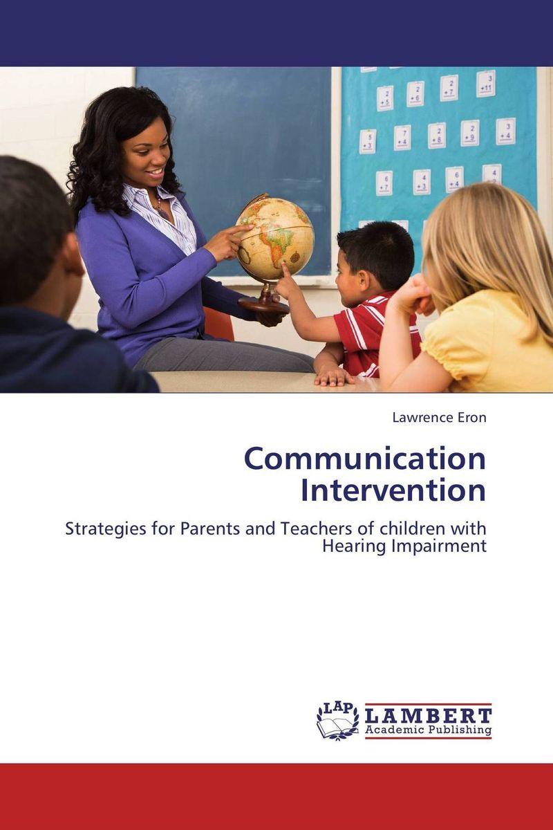 Communication Intervention