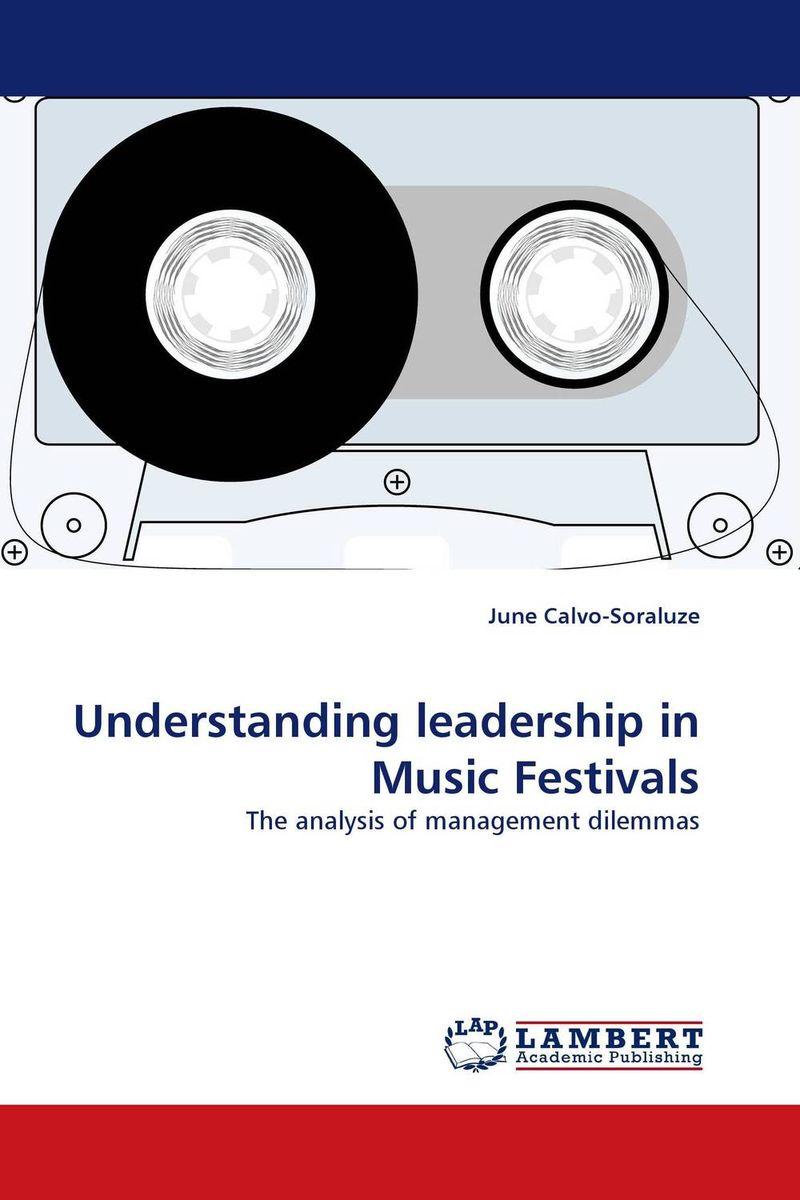Understanding leadership in Music Festivals