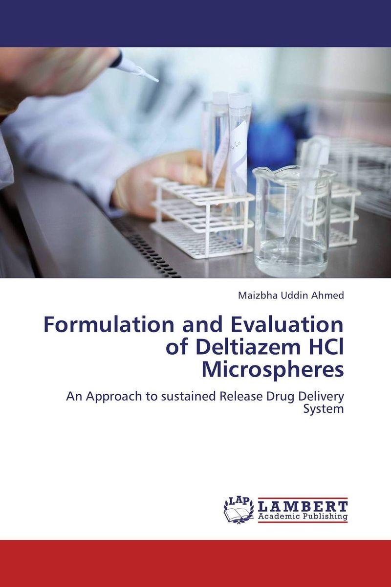 Formulation and Evaluation of Deltiazem HCl Microspheres