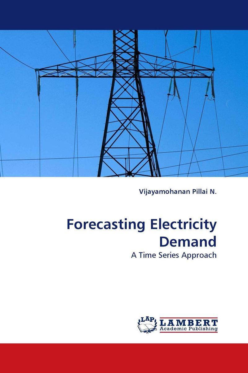 Forecasting Electricity Demand