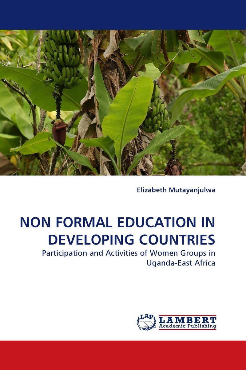 Elizabeth Mutayanjulwa NON FORMAL EDUCATION IN DEVELOPING COUNTRIES кратон smart wi 180