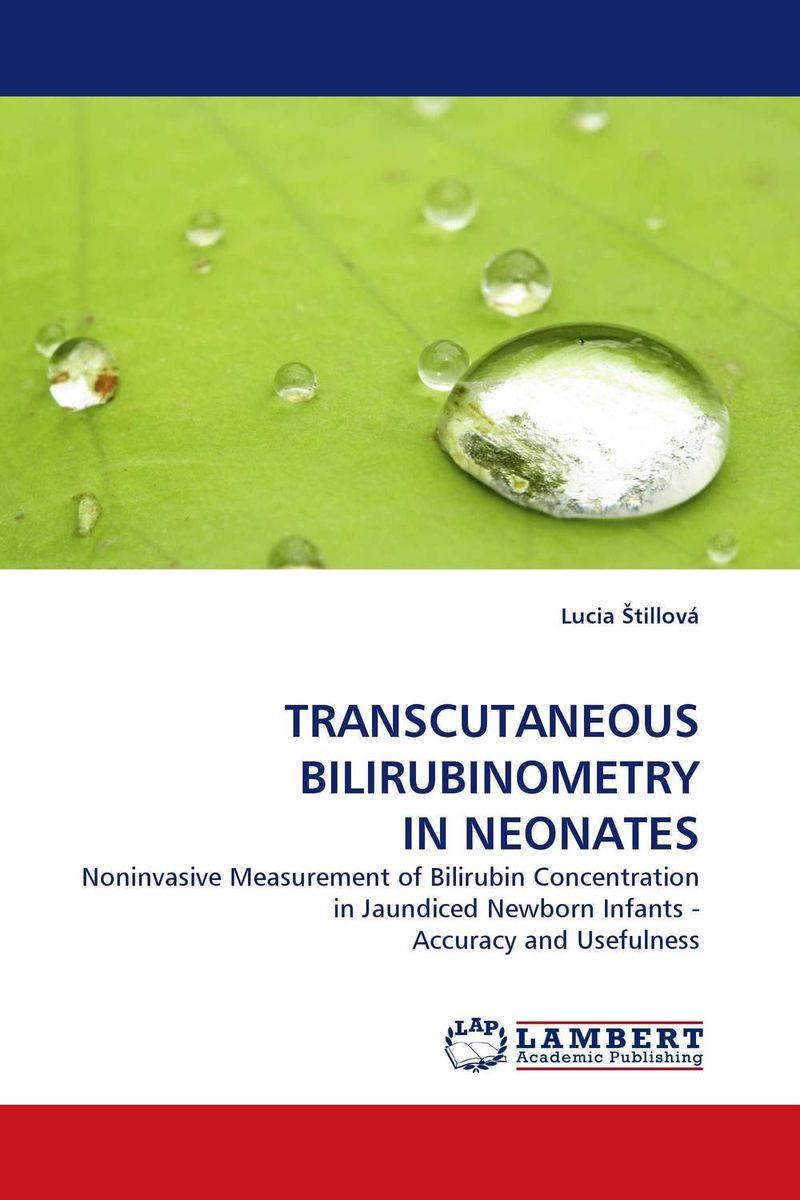TRANSCUTANEOUS BILIRUBINOMETRY IN NEONATES