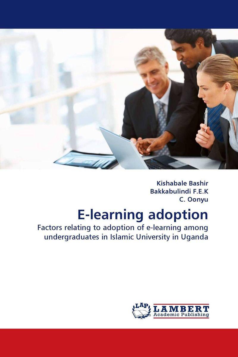 E-learning adoption